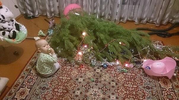 картинка елка из фетра купить