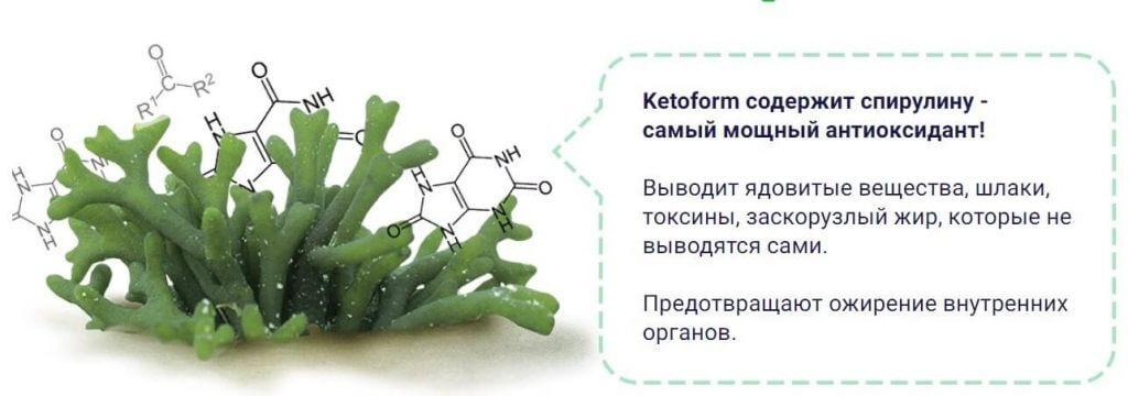 изображение Ketoform цена