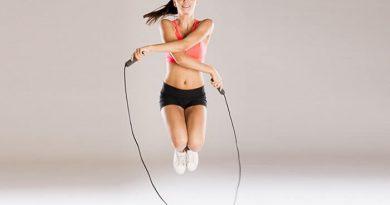 упражнения со скакалкой от целлюлита и для похудения